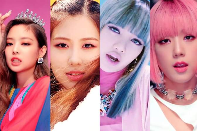 [MISC] 180728 Beauty Envy: 10 Of BLACKPINK's Best Beauty Moments That Slayed Us All