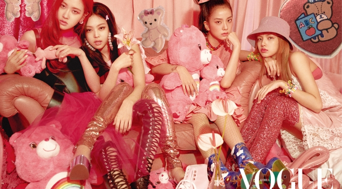 "[YG-LIFE] 180729 BLACKPINK's Pink Charms, ""Lovely Doll-Like Beauty"""