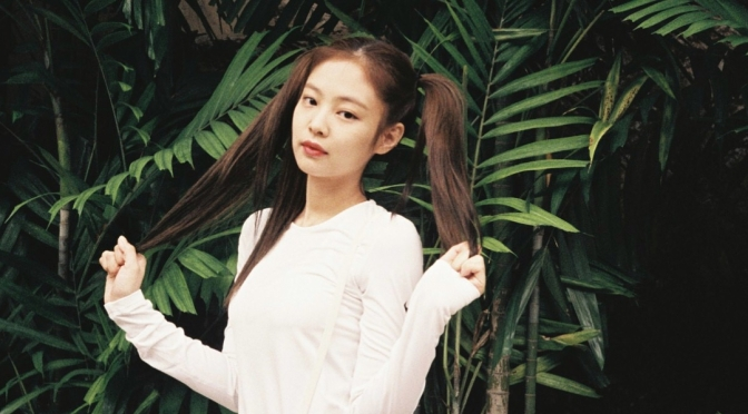 [NEWS] 180819 BLACKPINK's Jennie Ranks Second on August 2018 Invidual Girl Group Member Brand Reputation Rankings