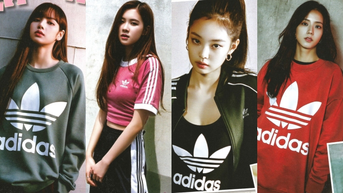 [MAGAZINE] BLACKPINK on ASTA TV August 2018 Issue for Adidas & Sprite (SCANS)