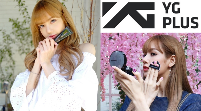 [NEWS] 180802 YG Cosmetics Brand moonshot To Expand To Southeast Asia & Japan, BLACKPINK Lisa As Global Ambassador