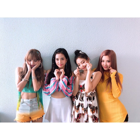 180805 blackpinkofficial last broadcast square up era_5