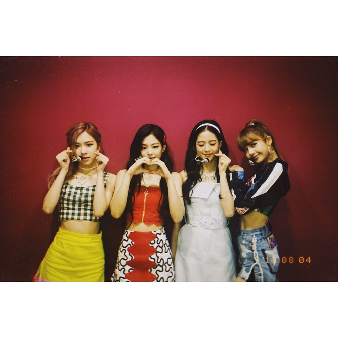 [NEWS] 180811 BLACKPINK Ranks First on August 2018 Girl Group Brand Reputation Rankings
