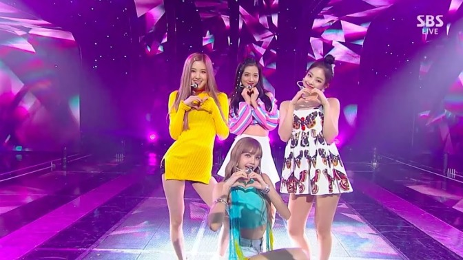[NEWS] 180805 BLACKPINK Ends 7-Week Mini Album Promotions on SBS Inkigayo With 'Forever Young' Stage