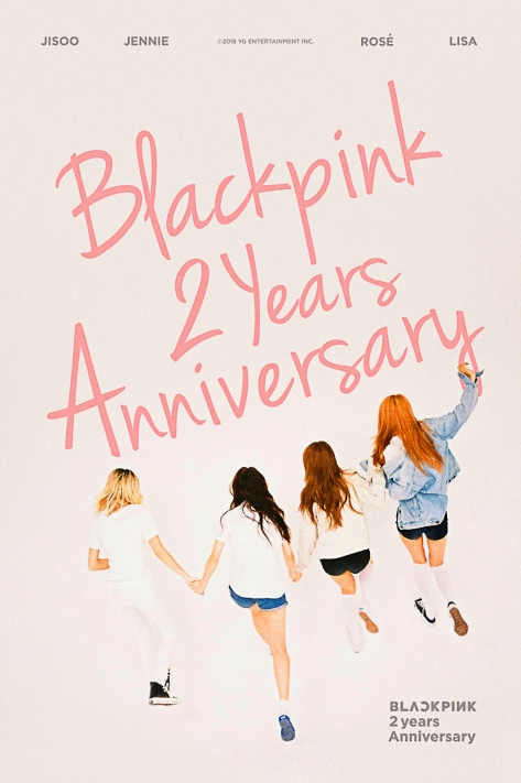 180808 BLACKPINK - DEBUT 2 YEARS ANNIVERSARY 2