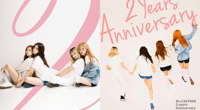 [OFFICIAL] 180808 BLACKPINK – DEBUT 2 YEARS ANNIVERSARY