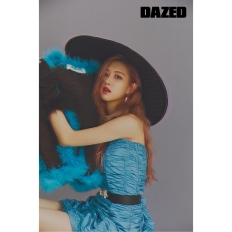 180809 blackpinkofficial lisa rose dazed and confused_4