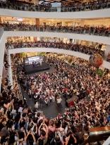 180813 lisa x moonshot fansign event in thailand 3