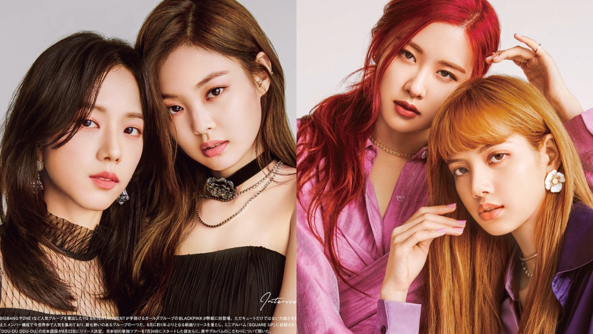 [MAGAZINE] 180816 BLACKPINK for WWD Beauty Vol.512