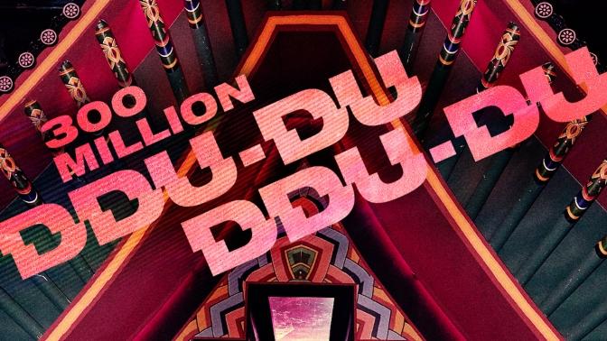 "[NEWS] 180823 BLACKPINK's ""DDU-DU DDU-DU"" Sets New Record For Fastest K-Pop Group MV To Reach 300 Million Views"