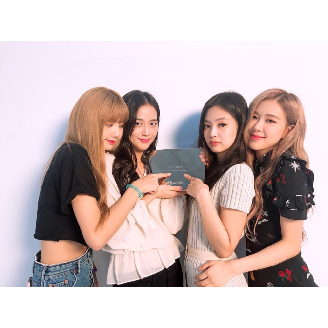 [NEWS] 180823 UPDATE: BLACKPINK Thanks Fans For Diamond Creator Award As They Celebrate 10 Million Subscribers On YouTube