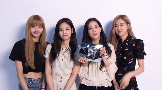 [OFFICIAL] 180825 BLACKPINK x YouTube – BLACKPINK Reaches 10 Million Subscribers