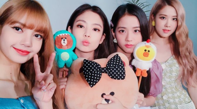 [NEWS] 180829 BLACKPINK Take A Spot In Top 10 Of Billboard's World Albums Chart