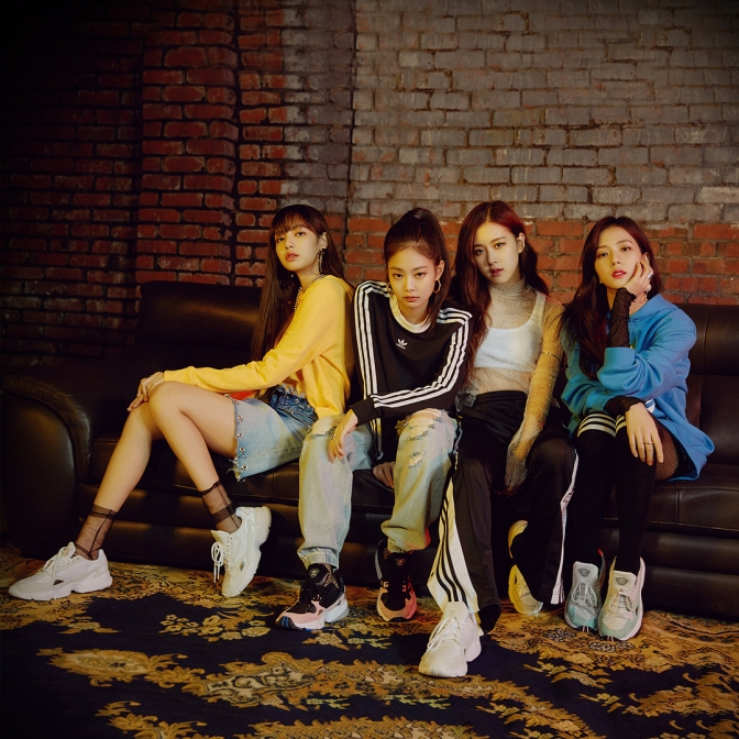 [NEWS] 181107 BLACKPINK's 'SQUARE UP' Rises One Spot On Billboard's World Albums Chart At No.14