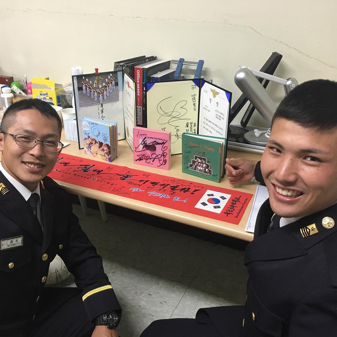Real men in uniform 3
