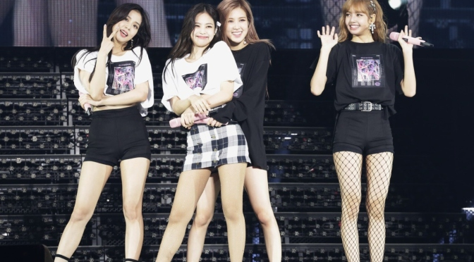 [NEWS] 180825 BLACKPINK Placed 7th on August 2018 Singer Brand Reputation Rankings
