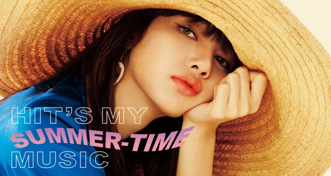 [MAGAZINE] 180731 Lisa's HIT'S MY SUMMER TIME MUSIC Interview for Nylon Japan