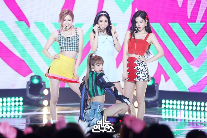 [OFFICIAL] 180804 BLACKPINK's HQ Photos on MBC Music Core