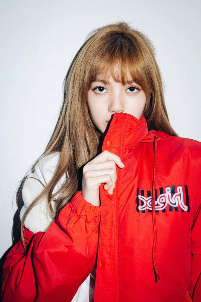[NEWS] 180921 X-Girl Taps BLACKPINK's Lisa as the Cool-Girl Muse for Its NONAGON Collab Campaign