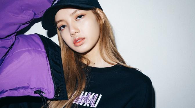 [ENDORSEMENT] Lisa x NONA9ON x Xgirl 2nd Collaboration