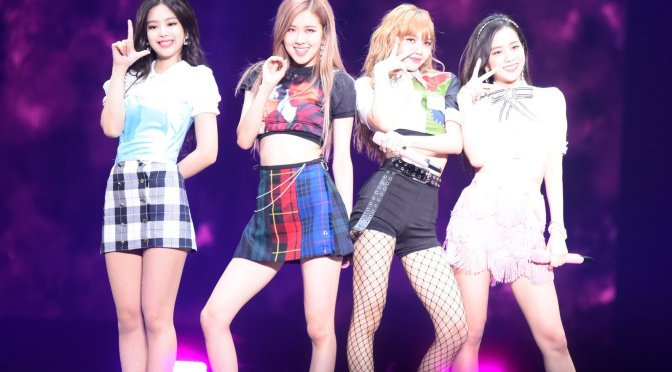 "[YG-LIFE] 180825 Japanese Press Headlines BLACKPINK's Arena Tour ""Best Girl Group, Captures Hearts of Fans"""
