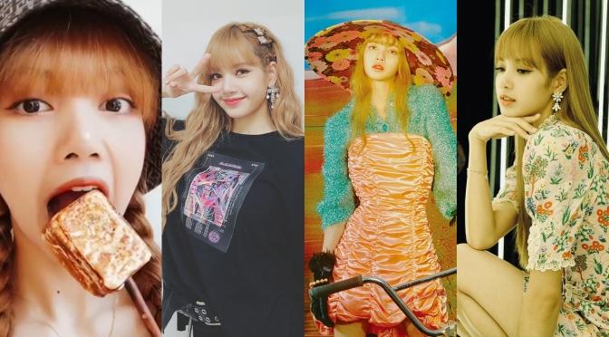 [SNS] 180818~28 Lisa's (lalalalisa_m) IG Updates & IG Stories: Japan Arena Tour 2018, Dazed Korea with Rosé, NONA9ON & More
