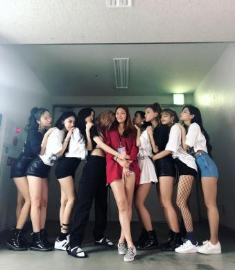180817 __gamzza blackpink japan arena tour 2018
