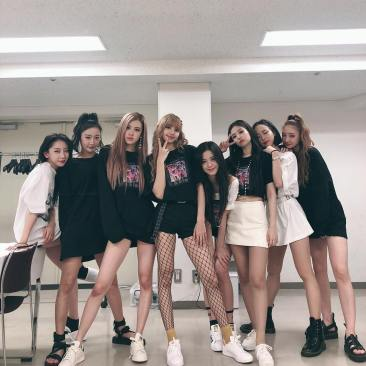 180826 ryeon89 with blackpink