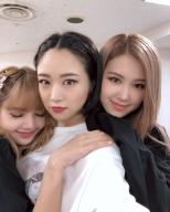 180827 sara_1128 super kawaii girls with blackpink_3