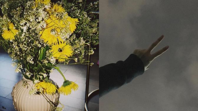 [SNS] 180901~08 Rosé's (roses_are_rosie) IG Updates & IG Story: Flowers & Sky