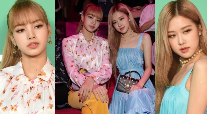 [EVENT] 180906 Photos of ROSÉ & LISA at Mulberry A/W 2018 Collection Fashion Event