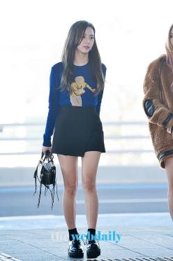 180908 incheon airport jisoo_12