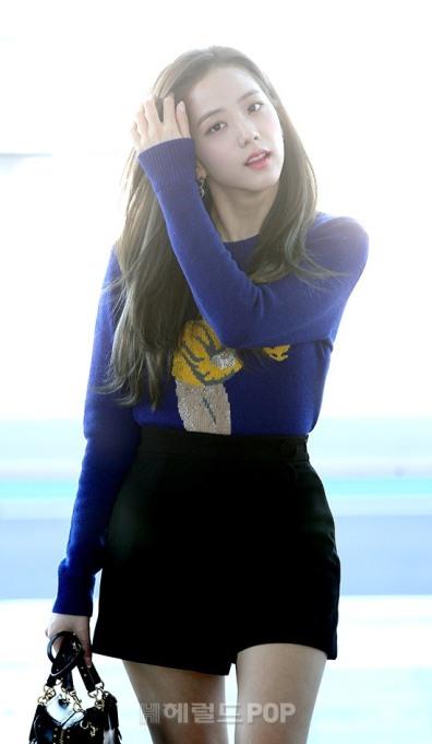 180908 incheon airport jisoo_19