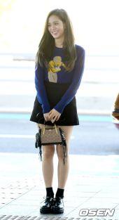 180908 incheon airport jisoo_5