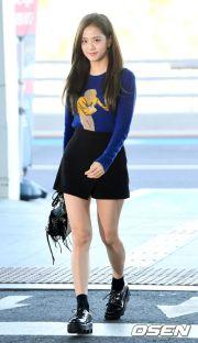 180908 incheon airport jisoo_6
