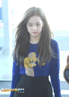 180908 incheon airport jisoo_8