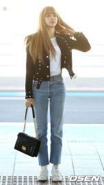 180908 incheon airport lisa_19