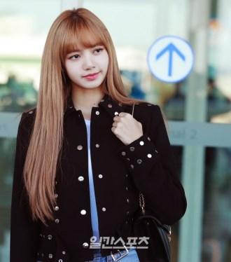 180908 incheon airport lisa_28