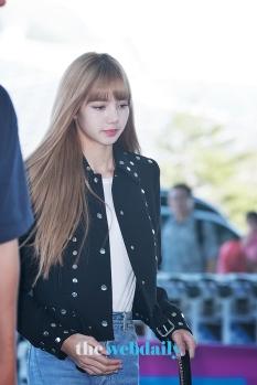 180908 incheon airport lisa_36