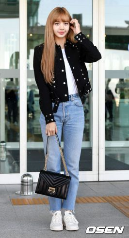 180908 incheon airport lisa_5