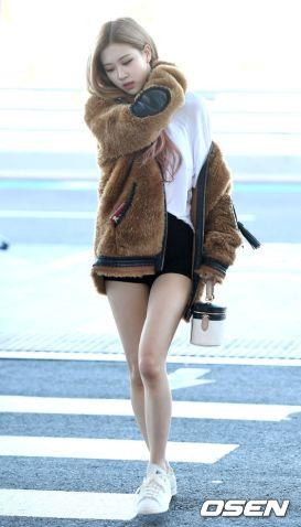 180908 incheon airport rose_6