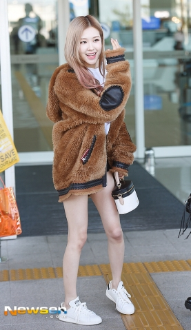 180908 incheon airport rose_7
