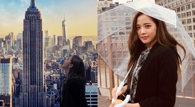 [SNS/TRANS] 180909~15 Jisoo's (sooyaaa__) IG Updates & IG Stories: CoachSS19 at New York Fashion Week, Empire State Building & More
