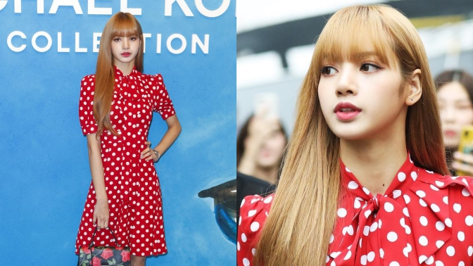 [EVENT] 180912 Lisa at Michael Kors S/S 2019 Runway Show for New York Fashion Week