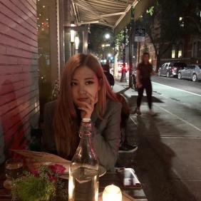 180913 roses_are_rosie 3 dinner in NY 2
