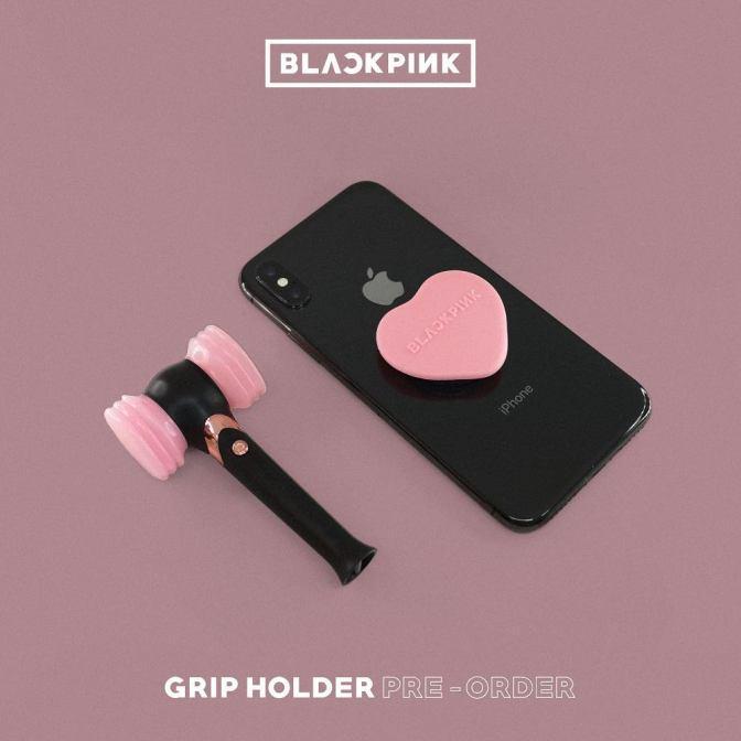 [MISC] YG Select Opens Pre-Order for BLACKPINK SQUARE UP GRIP HOLDER