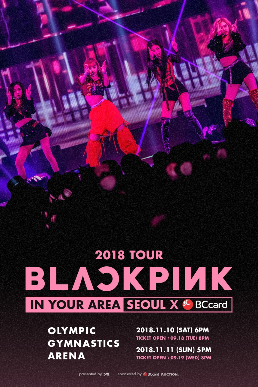 180918 BLACKPINK – 2018 TOUR [IN YOUR AREA] SEOUL X BC CARD 2