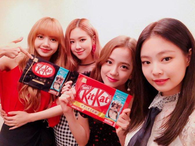 [EVENT] 180918 KitKat Japan's 45th Anniversary Celebration Party