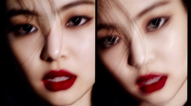 [MAGAZINE] Jennie on Marie Claire October 2018 Issue