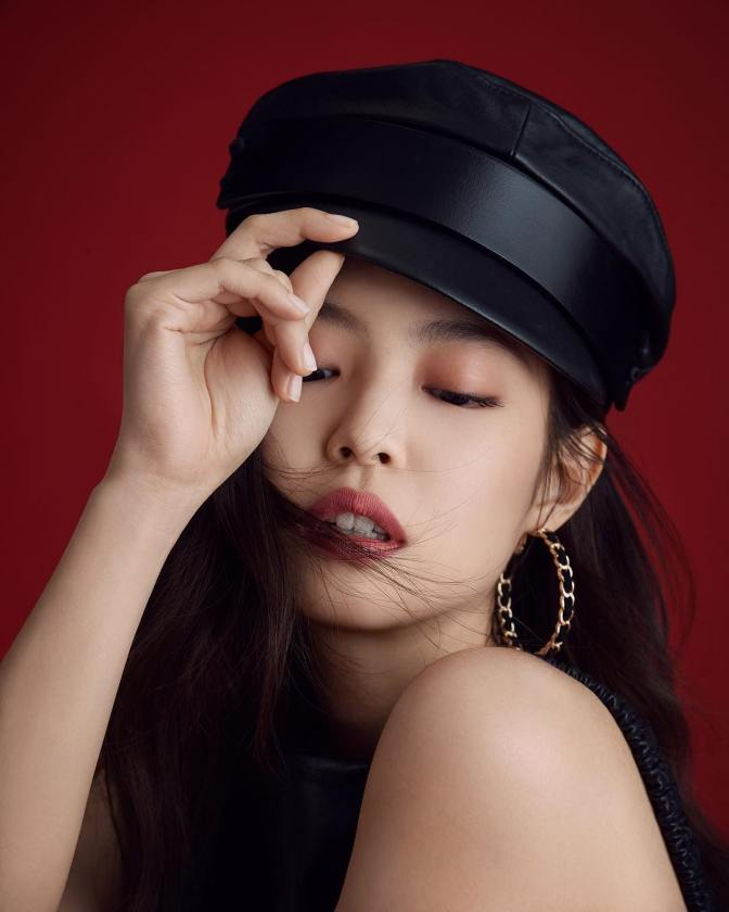[IG] 180927 Photographer Ahn Jooyoung (ahnjooyoung_) Shares Photos of Jennie From Marie Claire Oct Issue Feat. Chanel